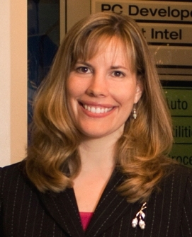 Morgan Anderson,<br/> Chief of Staff,<br/> Intel Talent Organization