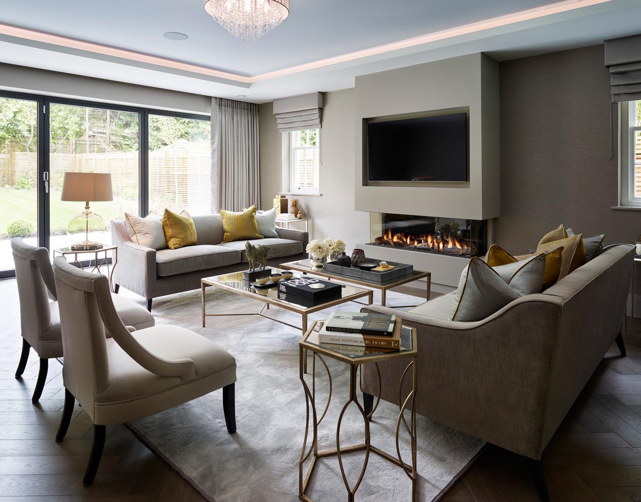 show home interior. Show Houses HUSH Design  Luxury Interior Designers Surrey London