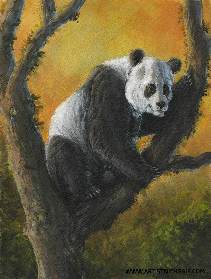 Panda Up