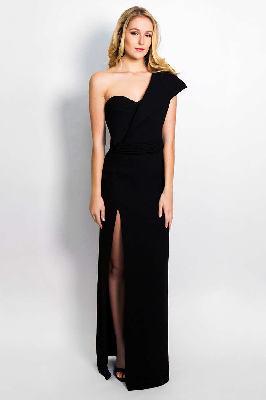 Foldover Gown - $3,895