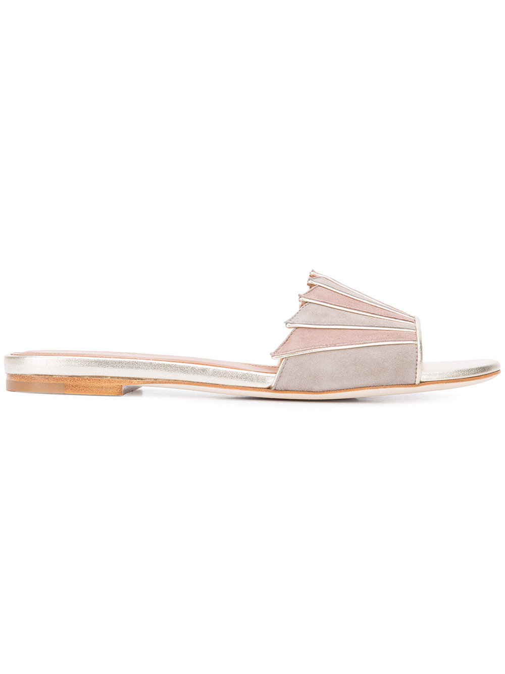 MALONE SOULIERS - Louisa flat sandals  $580