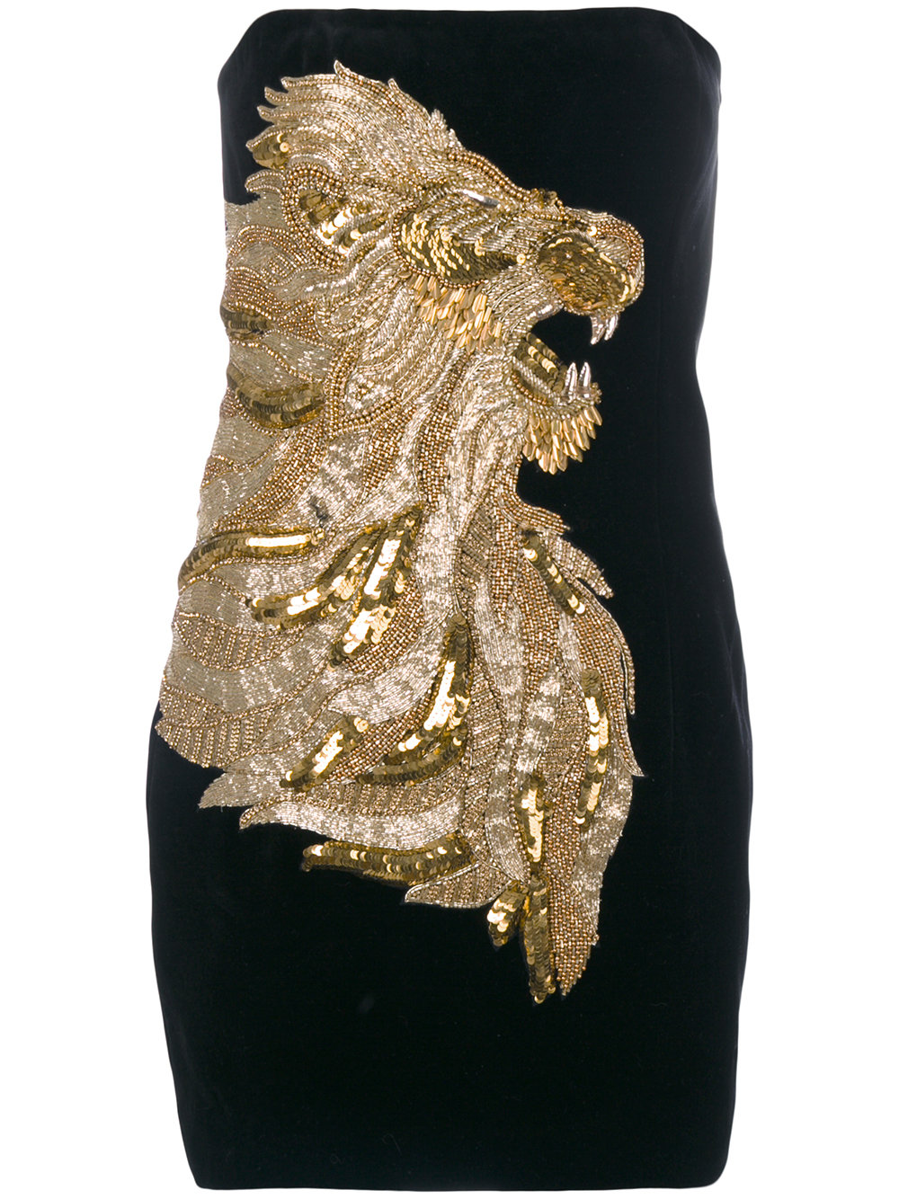 BALMAIN mini dress - $4,875