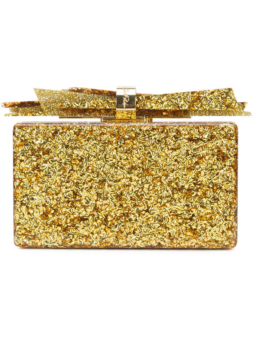EDIE PARKER clutch - $1,495