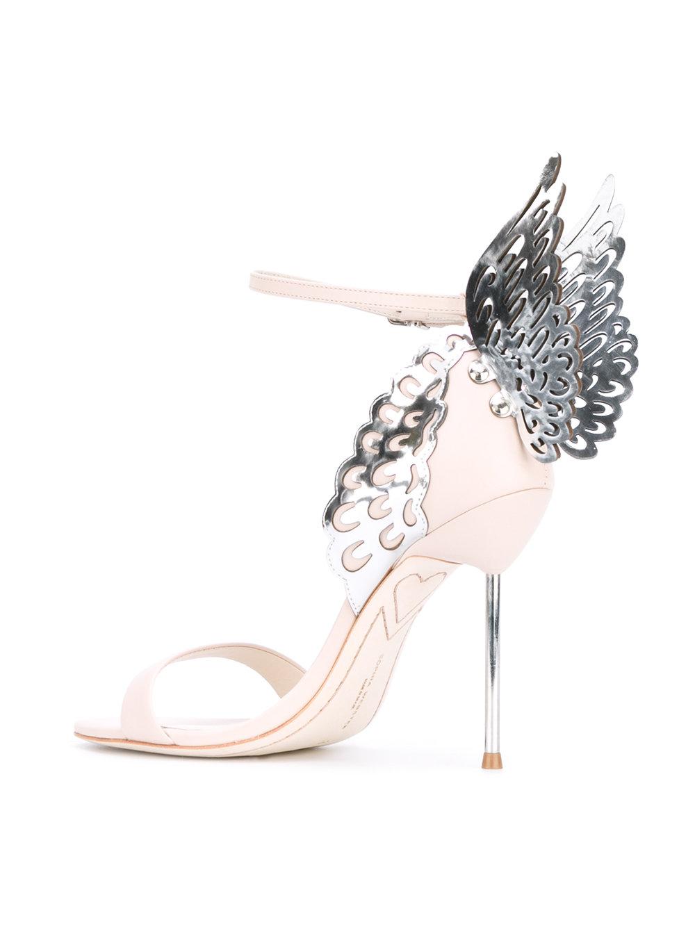 SOPHIA WEBSTER sandals- $575