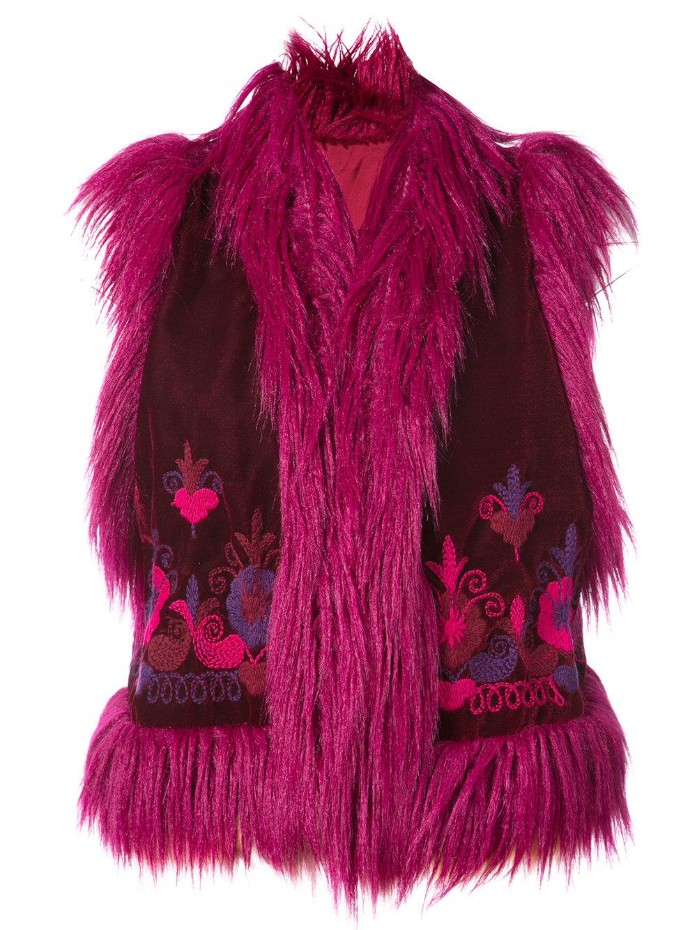 ANNA SUI vest - $575