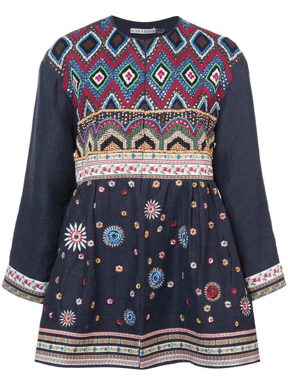 ALICE+OLIVIA jacket - $795