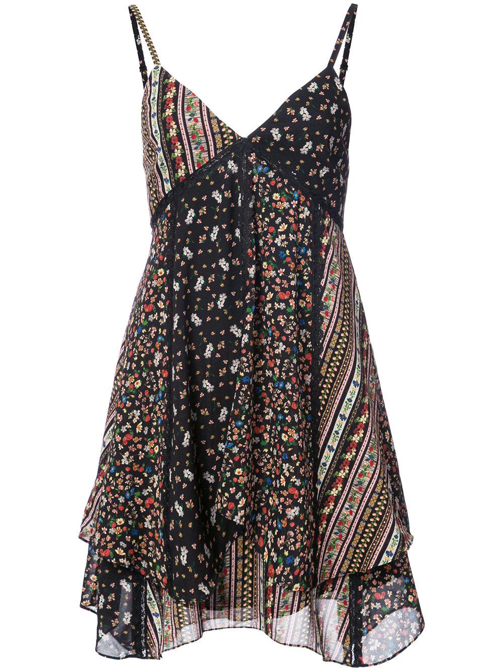ALICE+OLIVIA floral dress - $375