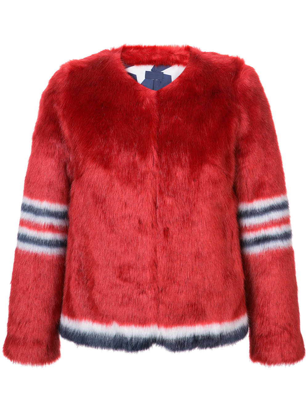 MOTHER furry jacket - $375