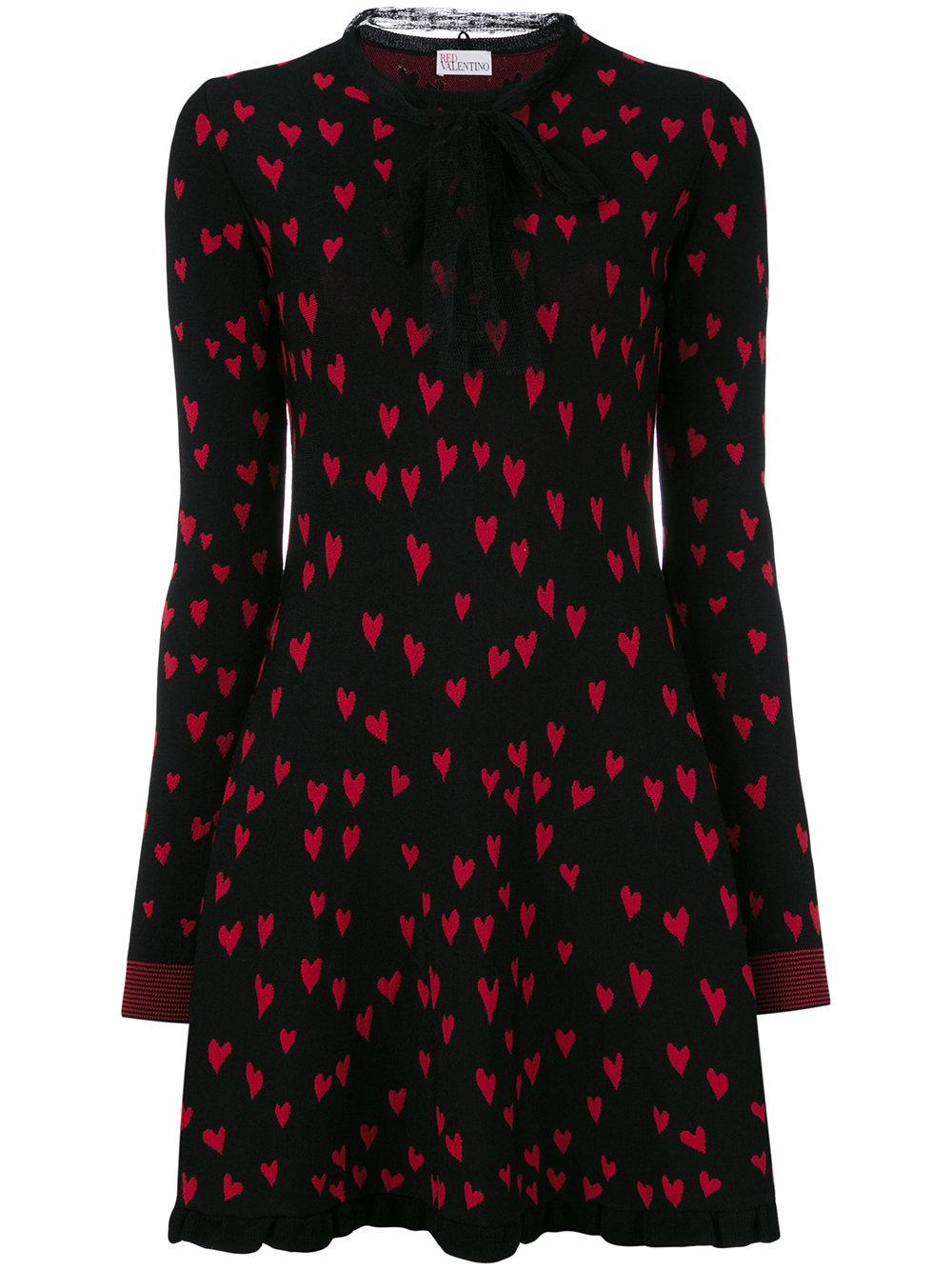 RED VALENTINO heart dress - $795