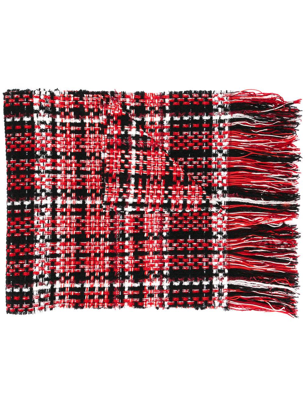 RAG & BONE tweed scarf - $395