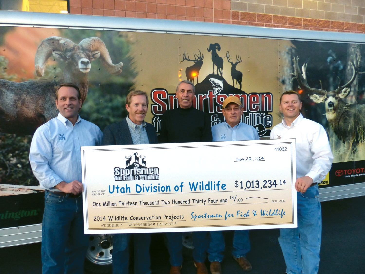 Sportsmen: America's great conservationists
