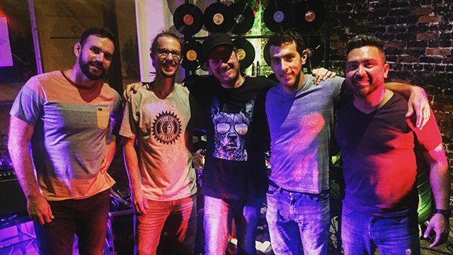 Robot crew... #robotman #dudes #band #pics