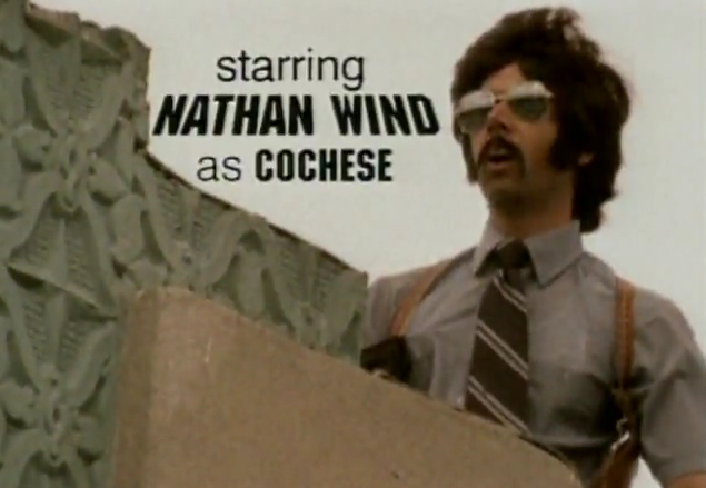 Yauch in the Sabotage Video.