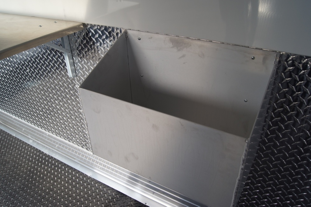 Aluminum Gas Can Holder