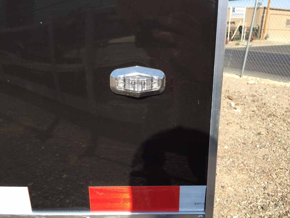 Additional Marker Lights