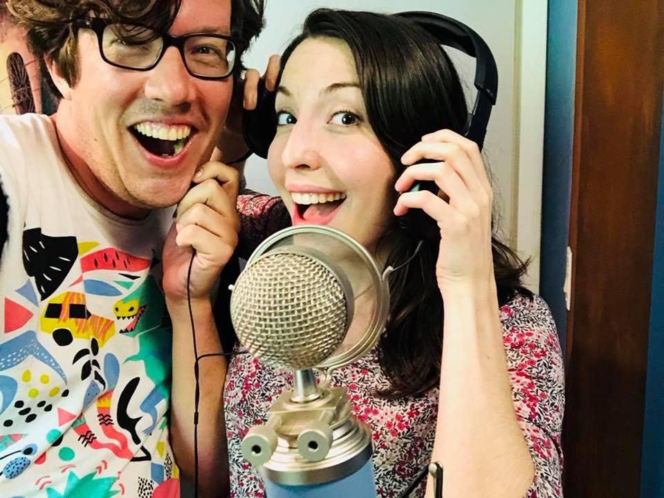 Demo Recording with Sam Salmond