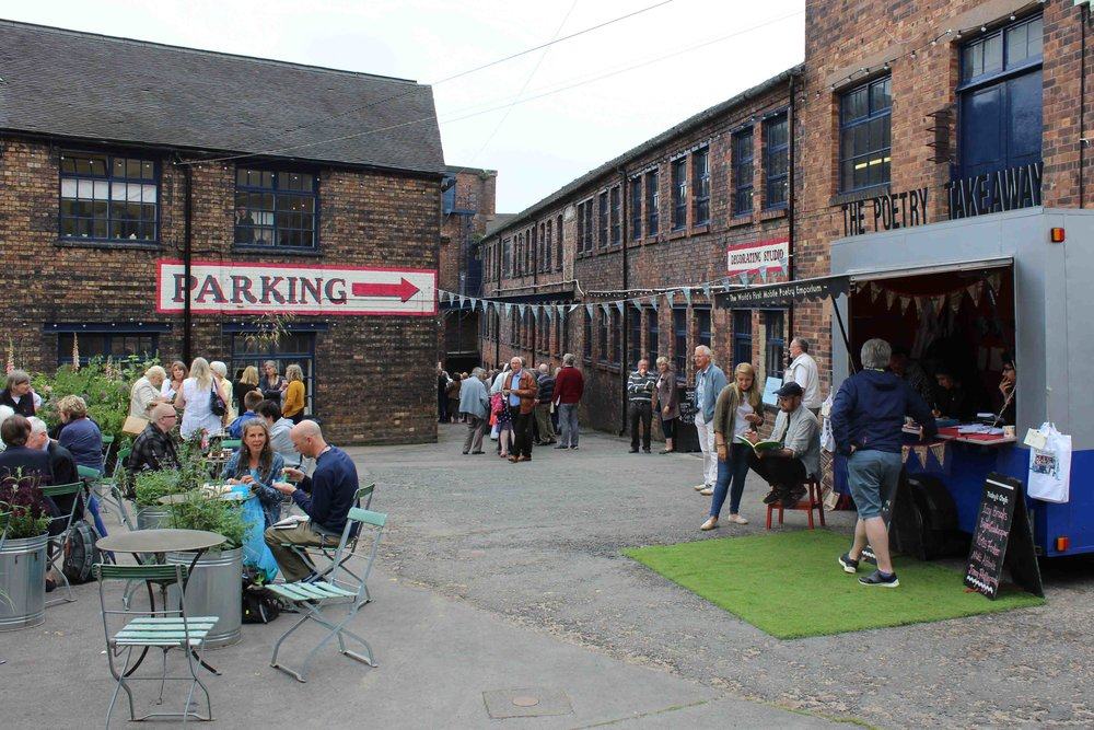 A Festival in a Factory: The Emma Bridgewater Factory