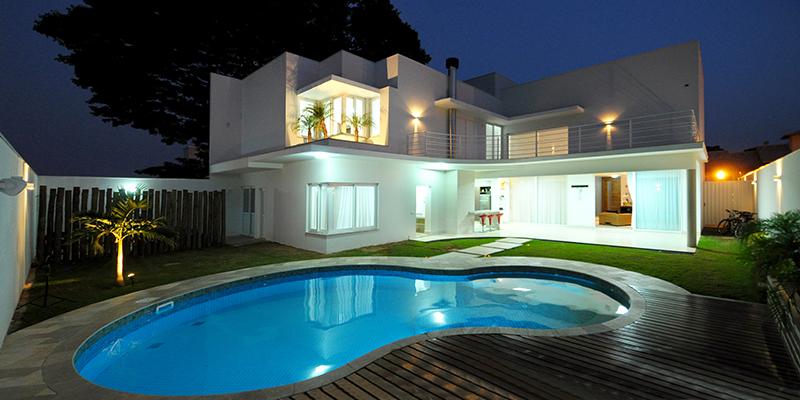 Arquitetura em Residência