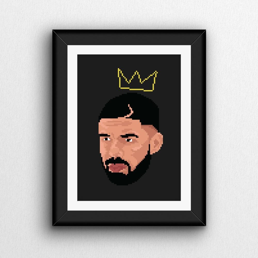 Drake: Artist Print