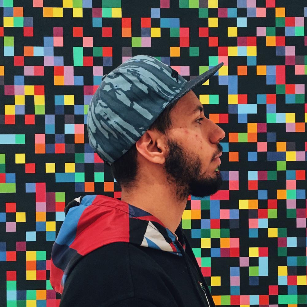 Chris Hurtt, creator of 8BitHipHop