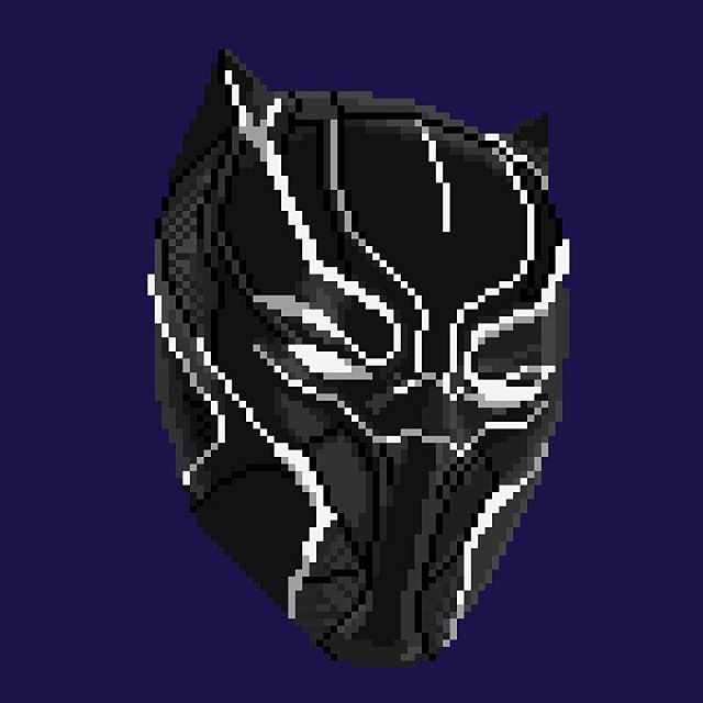 BLACK PANTHER • Starting off the latest series with the King of Wakanda #BlackPanther