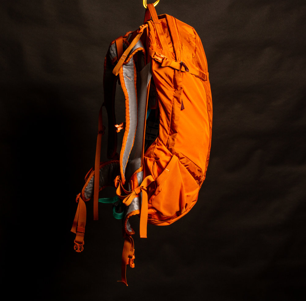 Mens Thule Capstone Backpack - New |$80 - Used gently once as a photo prop. Retails for $159