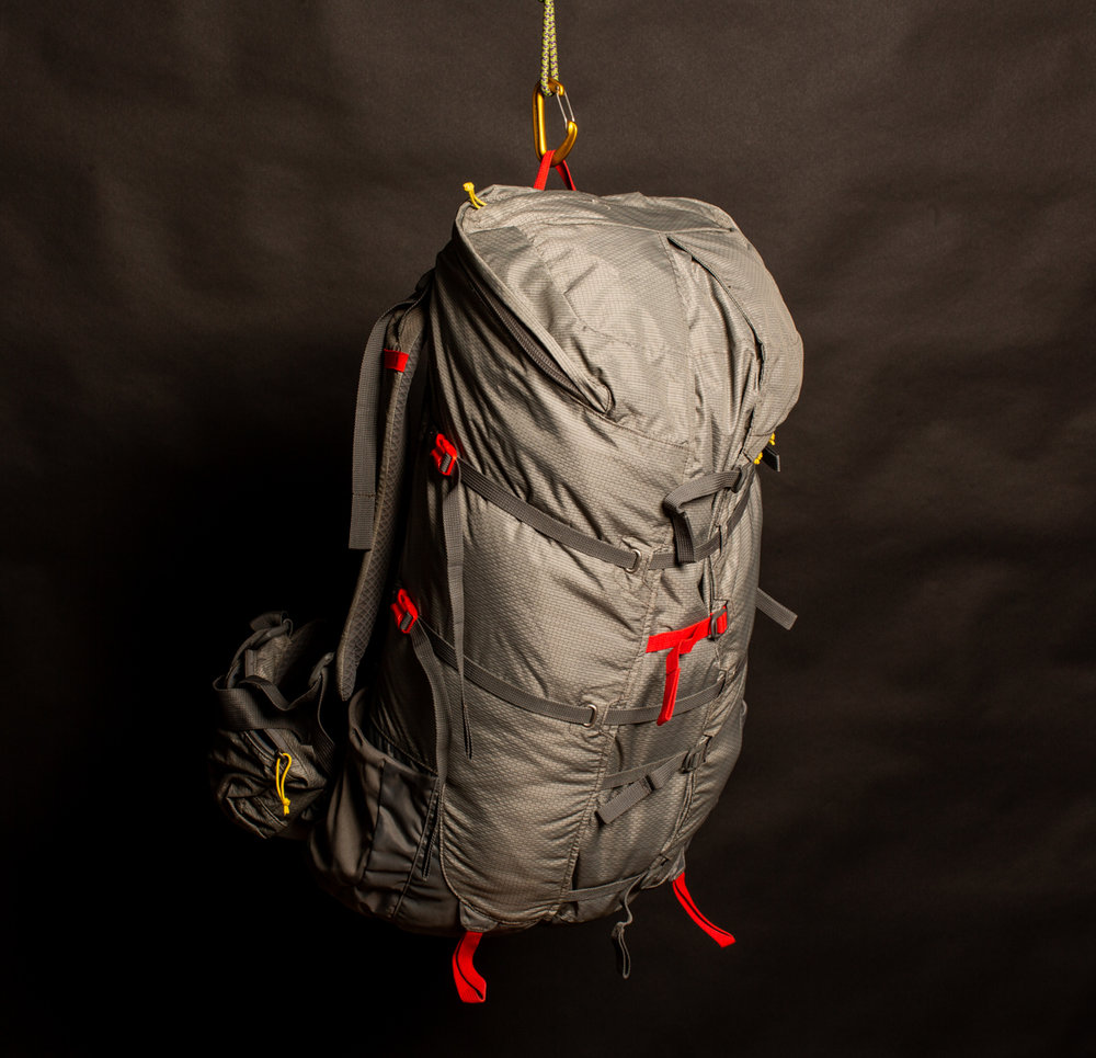 Sierra Designs Flex Capacitor Backpack - New | $100 - Brand new - used once on a backpacking trip as a photo prop. Retails for $199