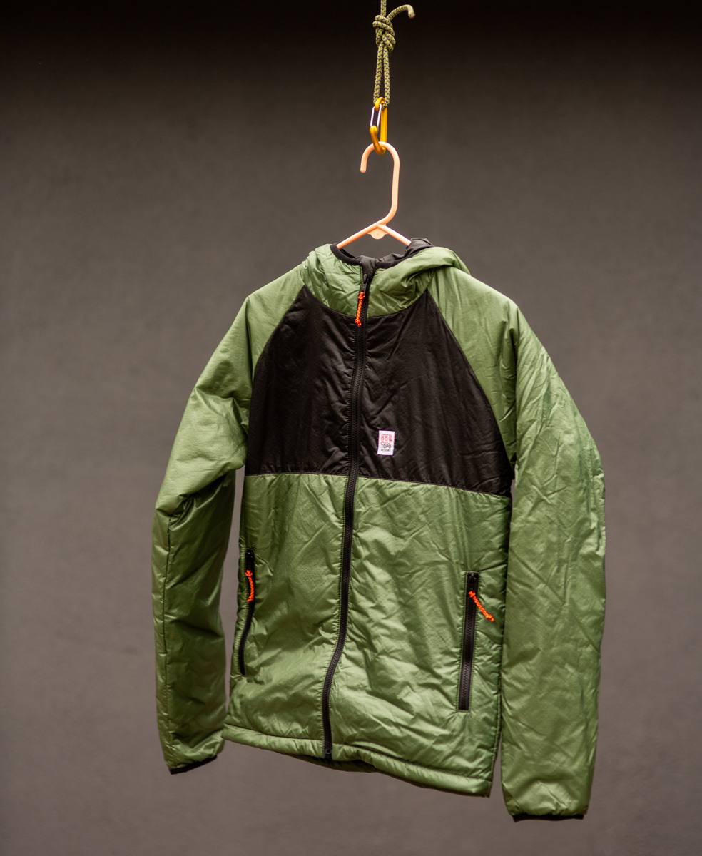Topo Designs Puffer Down Coat | $60 - Brand new photo sample - never worn. Retails for $249