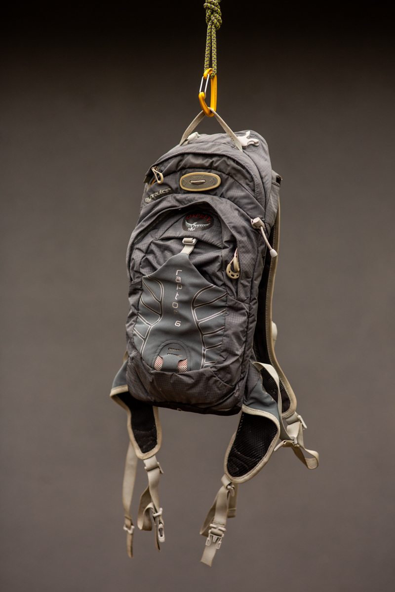 Osprey Hydration Pack | $10 - Used for 2 seasons of mountain biking. Perfect for cycling, paddleboarding, hiking, etc. Hydration bladder not included.