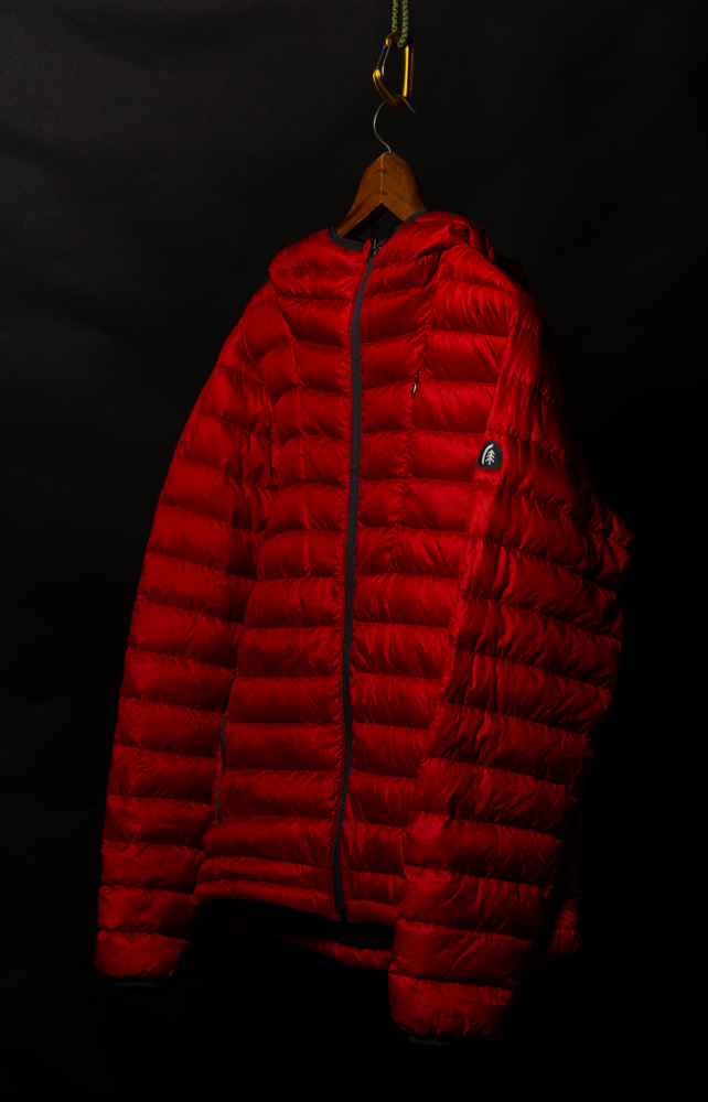 Mens Medium Sierra Designs Hooded Down - NEW | $ 90 - Brand new - only worn as a photoshoot prop. Retail $200