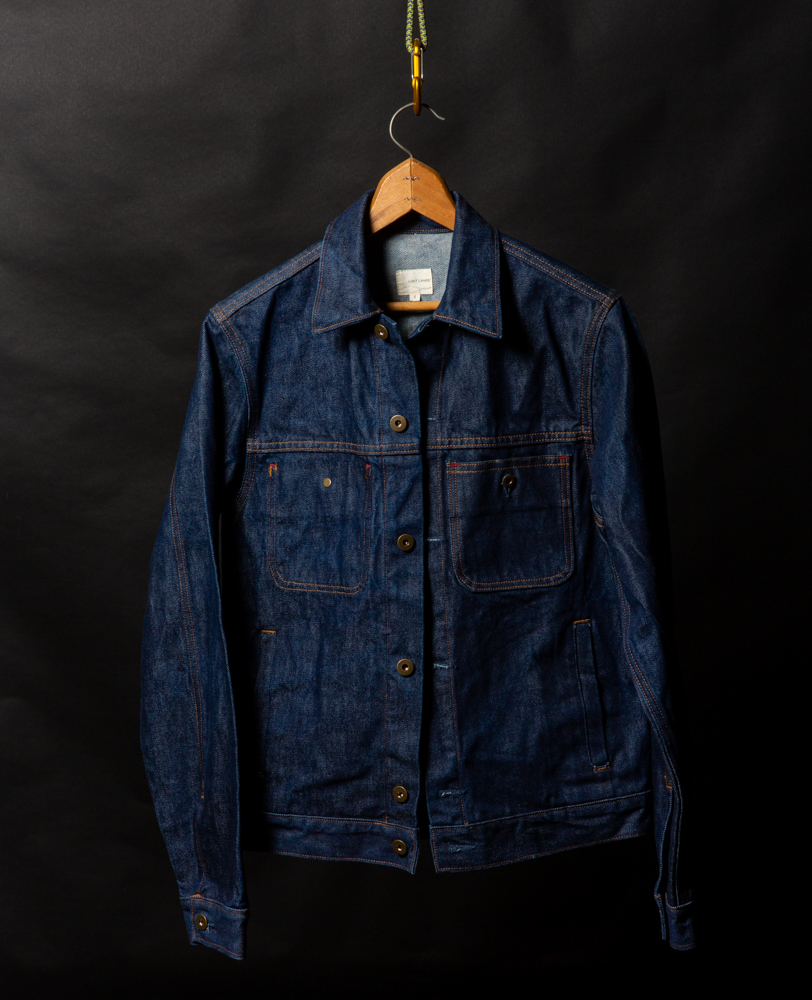 Lost Lands Salvage Denim Jacket sz. Small| $50 - New - Retails for $200