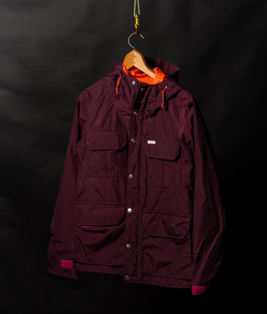 Topo Designs Rain Coat Sz. Small | $35 - Worn gently in a few rainstorms.
