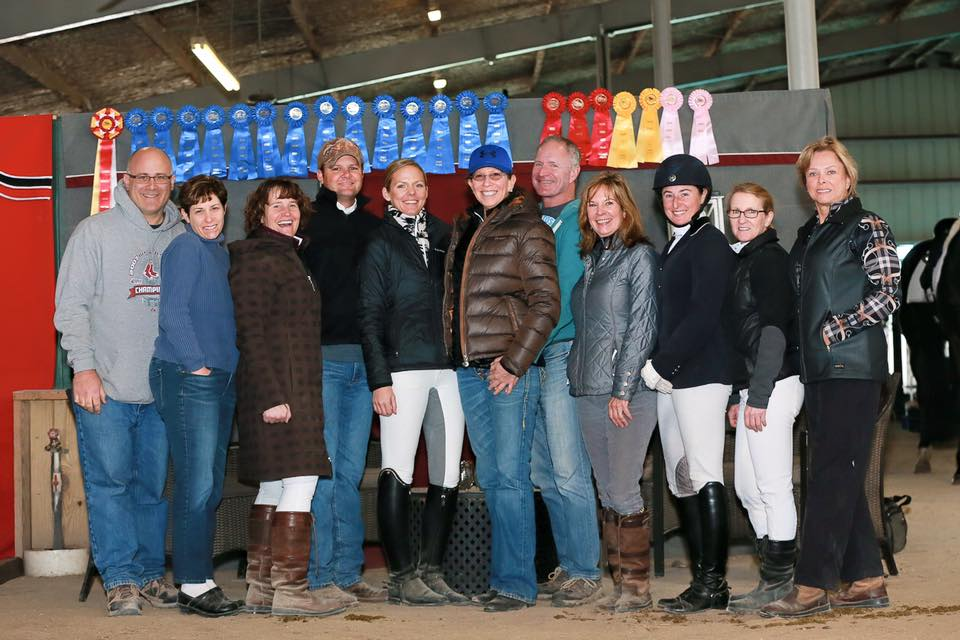 HDS Winter I & II 1.16.16-1.17.16 This was a great show to kick off the 2016 season! Matt debuted one of our sales horses Eviola at 2nd level winning both days with...