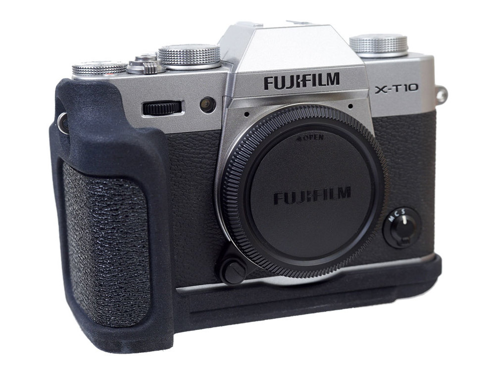 Fuji X-T10 & X-T20