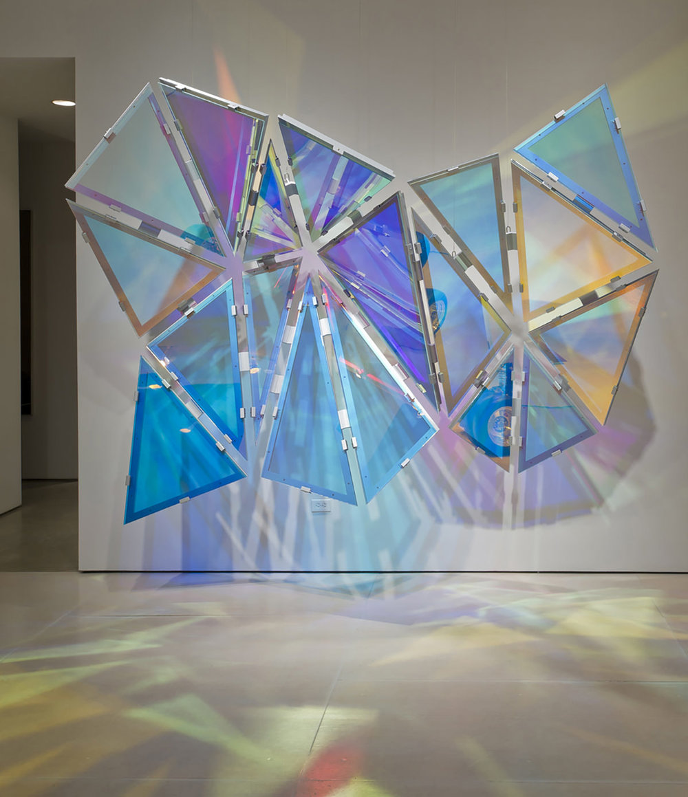 Glass Hexagonal Perturbation