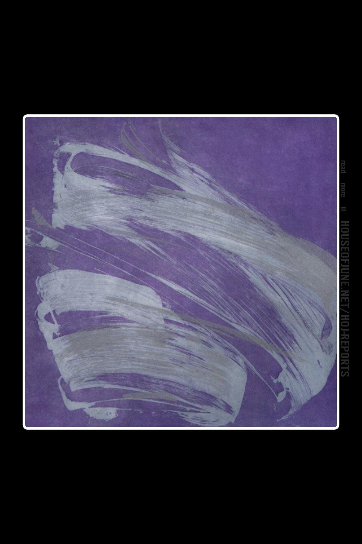 Jill Moser   (Soap Ground, Sugar Lift, Aqua Tint)  Wingate Violet, 2015
