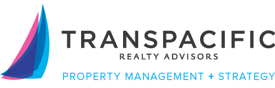 Transpacific Realty - At Transpacific Realty Advisors, we think like owners, not managers. Where other property management companies maintain the status quo, we create opportunity – we don't just manage your property, we maximize your investment. We treat your business like it's our own, take the time to listen to, and understand, your short- and long-term business goals, and design strategies tailored to your specific needs.