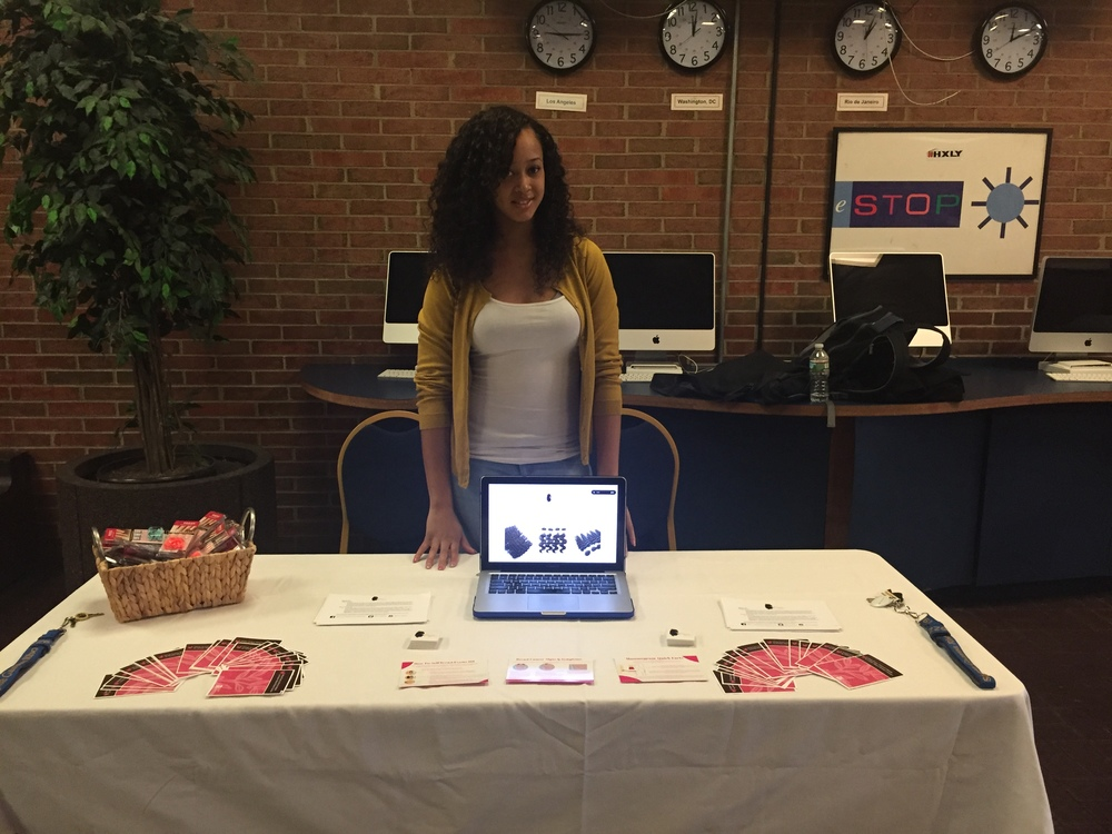 Cocoa Queens popup shop at Howard University