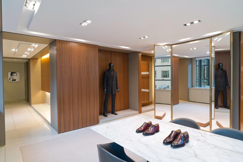 Fitting Room B