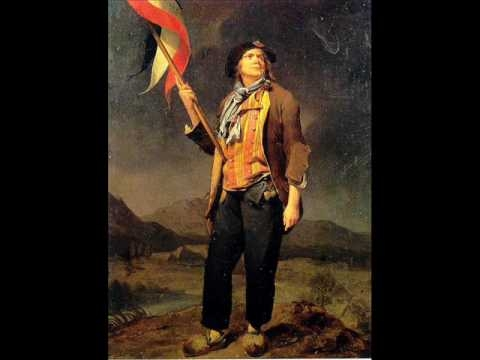 "The sans culottes -- ""brown shirts"" of the French Revolution."