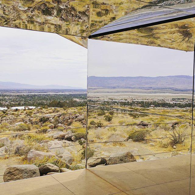 Doug Aitken's 'Mirage' #desertx