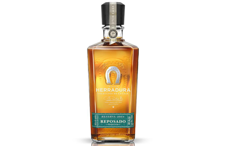 Tequila Herradura Scotch Cask Finish Reposado