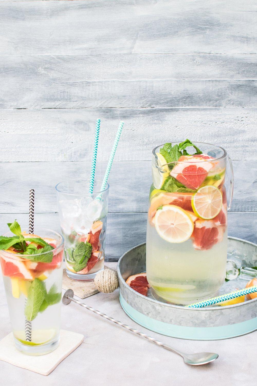 Lemonsquashmocktail