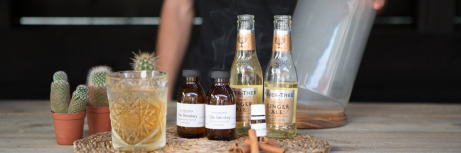 """""""Een avontuurlijke cocktail met amerikaanse moonshine whisky, ontstaan tijdens de amerikaanse drooglegging"""""""