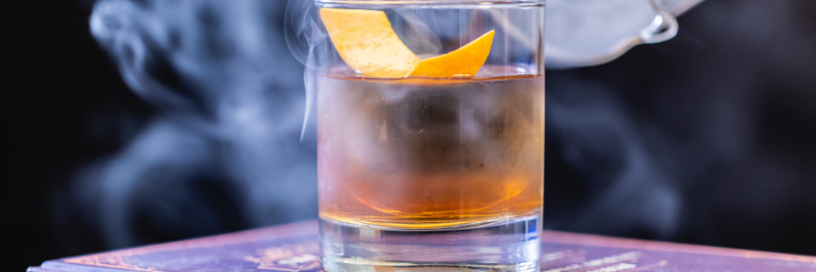 Old fashioned - whisky cocktailrecept