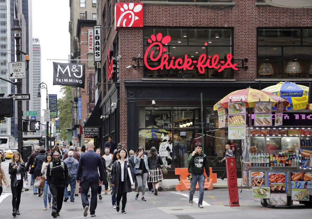 Chick-fil-A is coming to Canada. Why should LGBT people care?