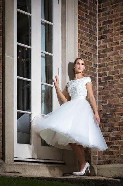 Catherine Parry bridal gown
