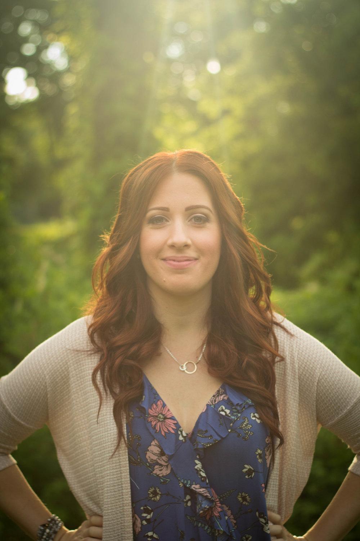 Katie Burdick, LMFT, RYT-200, Self-Love Guru