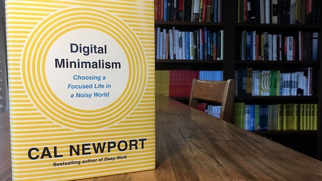 Already coined the @MarieKondo method for technology, computer scientist Cal Newport's new book Digital Minimalism offers solutions to build a healthy relationship with tech. Newport believes that adopting a digital minimalist lifestyle will empower people to use technology for themselves rather than allowing tech to use them. Offering a sustainable future where those who limit tech are happy, calm, and can easily connect with others without constantly seeking validation from their phones, we foresee a rise in the digital minimalist mindset.