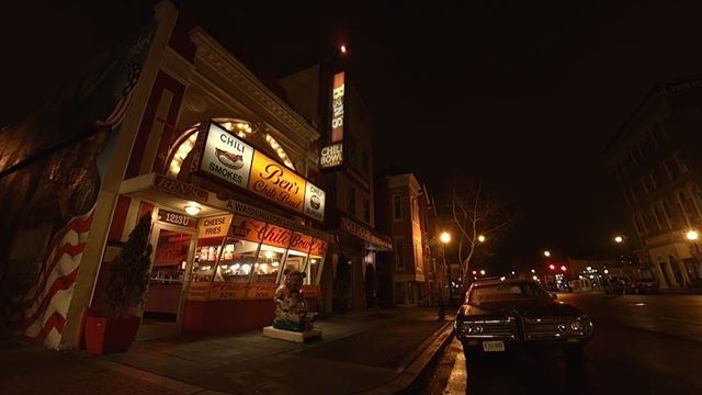 "A noteworthy addition to Sundance's 2019 line-up, Traveling While Black is a virtual reality documentary that walks viewers through the history of restricted movement for Black Americans. Directed by @RogerRossWilliams, the film takes place during 1958 at Ben's Chili Bowl in Washington D.C. The 20-minute video allows viewers or ""visitors"" to sit in a booth and hear the experiences of Black travelers as they unwind in a place that was able to meet their basic needs. Also available on @Oculus for free, the 360-degree film is a powerful tool to learn about and create discussion around the past."